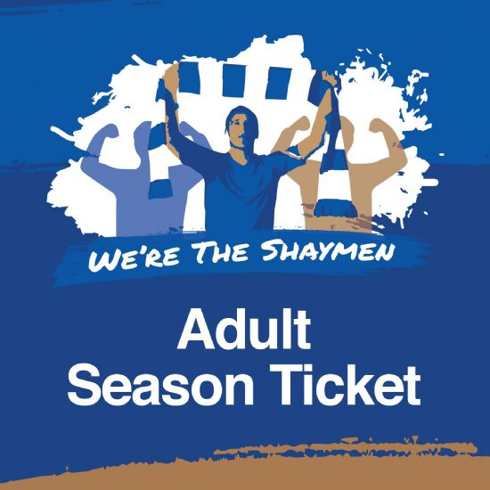 Season Ticket 19/20 Adult